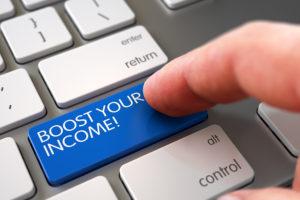 bigstock-Boost Your Income